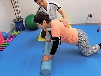 青梅あおき整骨院-加圧元気体操5